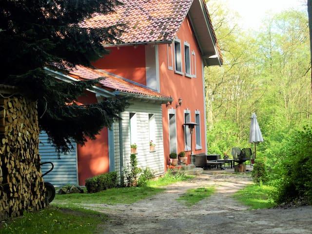 Altes Forsthaus Garzau - Garzau-Garzin - Condomínio