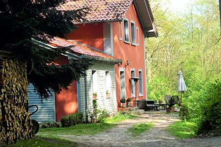 Altes Forsthaus Garzau - Garzau-Garzin
