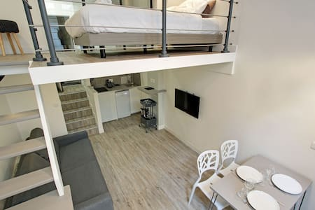 Cute Loft-Duplex with Terrace in Montmartre - 1 - París