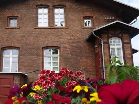 """Pension """"Alter Güterbahnhof"""" apartamento de férias"""