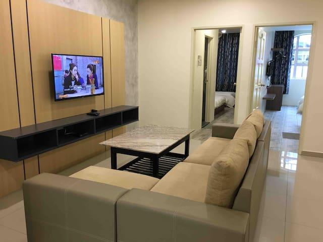 Omni Highlands Suite