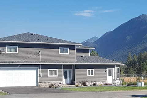 Canal Flats BC perfect for outdoor enthusiasts .