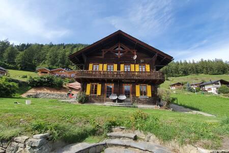 La Musardière pour des vacances à la montagne