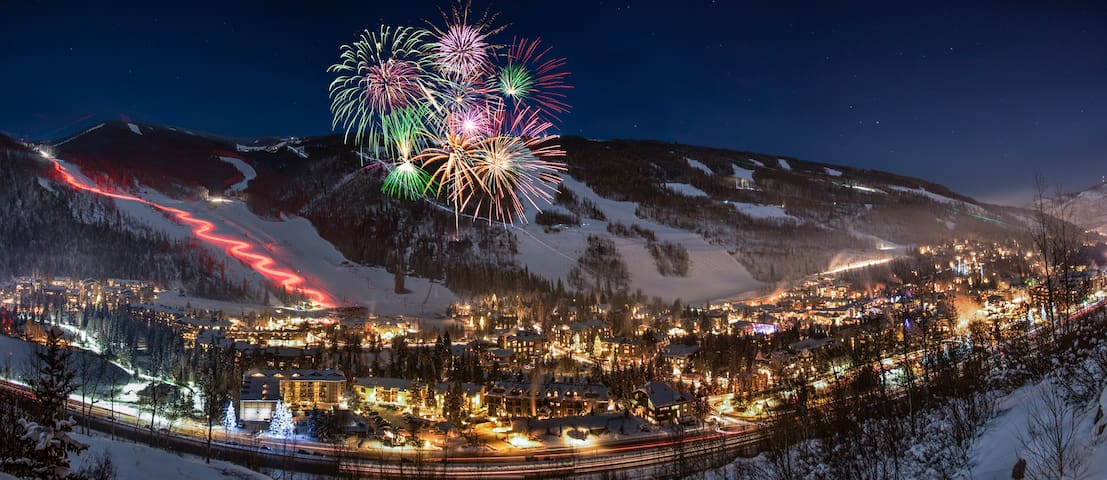 "Cozy 1BR/LBSB parking Included ""Timeshare"" week 4 - Vail - Byt"