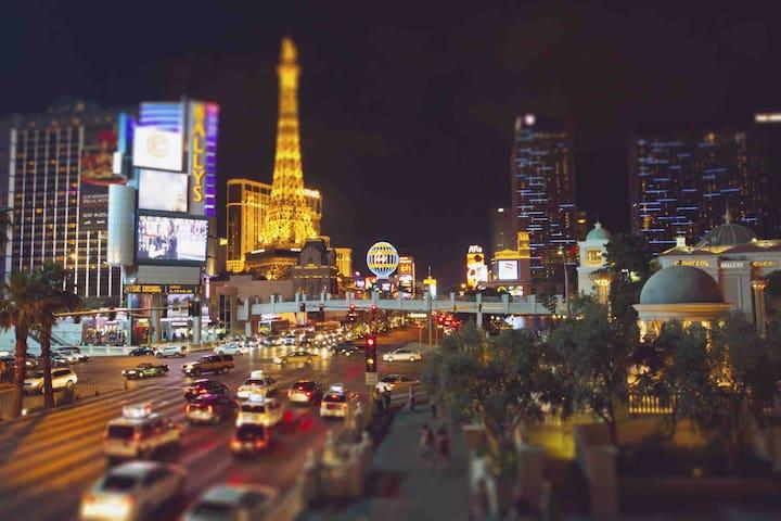 Ballys Suite Room Hotel & Casino Las Vegas