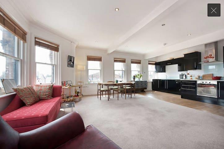 Didsbury Village apartment - Manchester - Daire