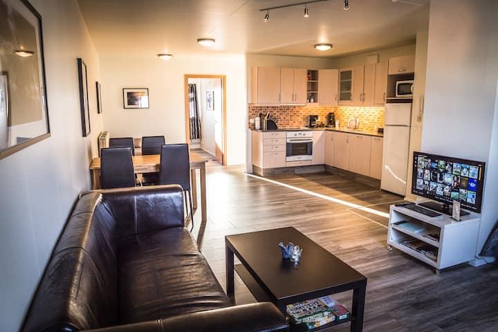 Bakki Apt 201 - Family 1BD apartment on the coast