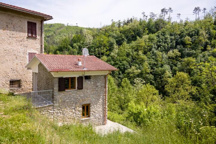 Cinqueterre: Casa Conscenti - Sesta Godano - Hus