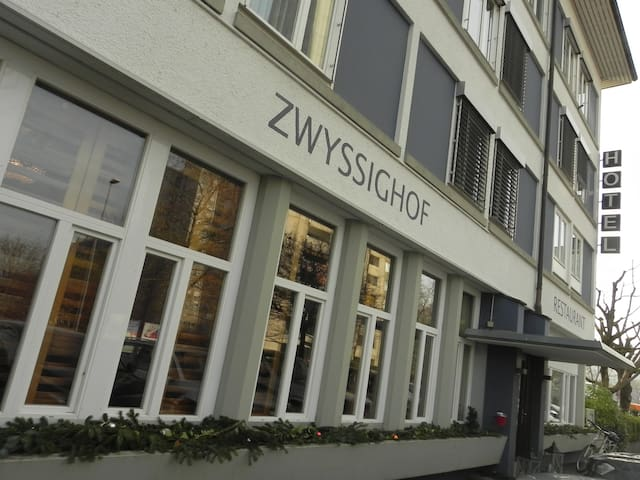 Zys Hotel (Zwyssighof) - Wettingen - Bed & Breakfast