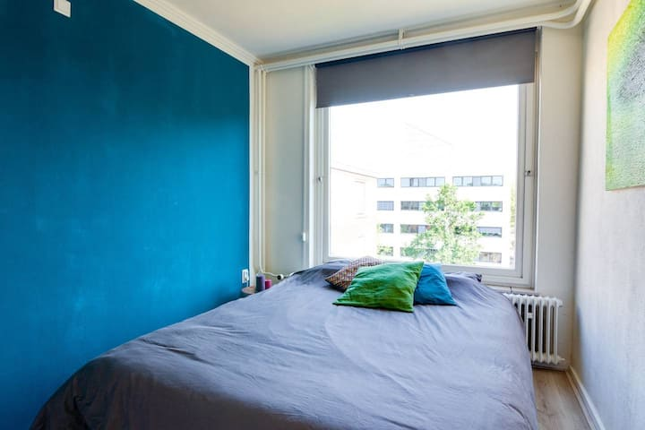 Renovated 2P apartment nearby Utrecht city center❤