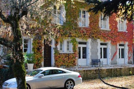 La Petite Foret in the Heart of the Dordogne - Villamblard - Casa