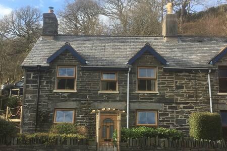 Pretty Snowdonia Cottage