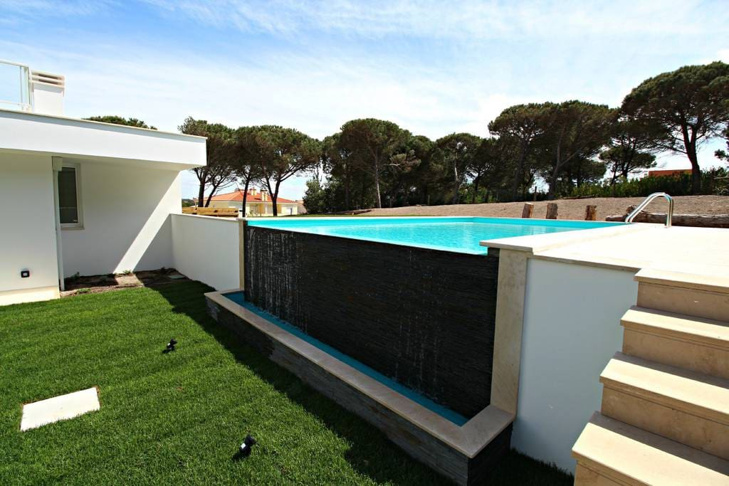 Obidos Lagoon Wellness Villas - Swimming Pool
