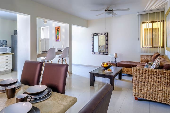 Spacious Apartment at Zona Dorada