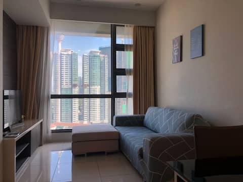 [The5R]位于吉隆坡武吉免登的舒适房源