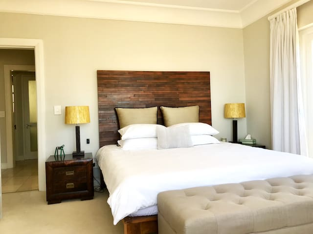 Holiday rooms upper Fresnaye