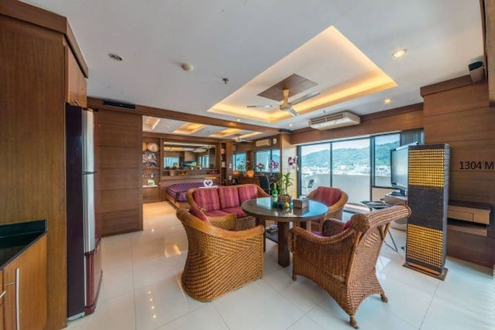 Appartement  Patong Beach 1304M