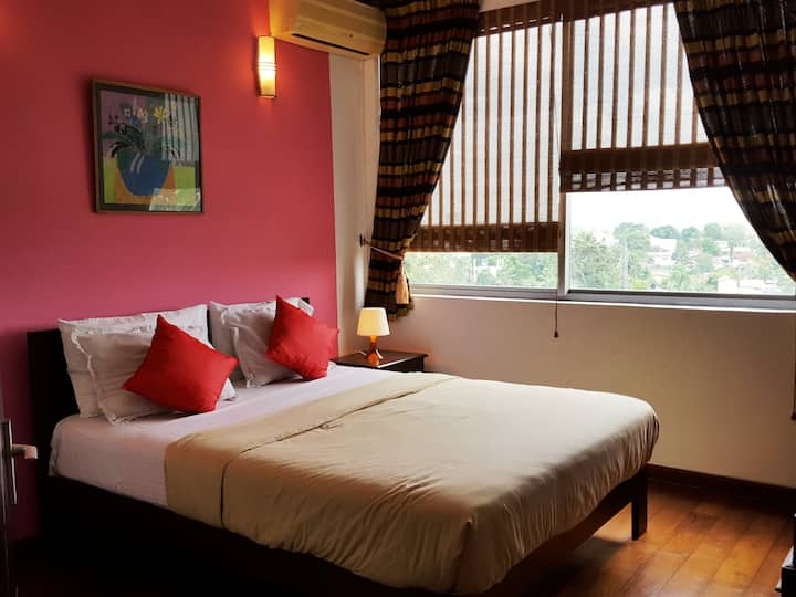 Hema's Place: Guest Rooms