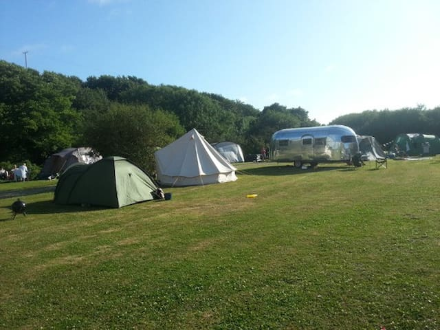 Camping and Touring pitches (No tent inc) - Cornwall - Muu