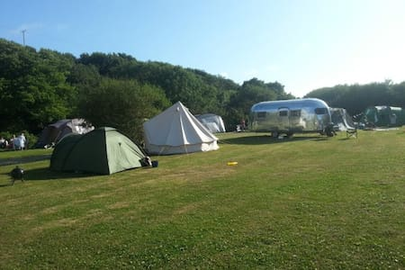 Camping and Touring pitches (No tent inc) - Cornouailles - Autre