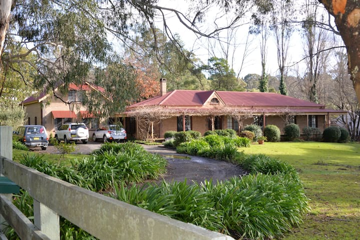 Mt Gibraltar Apartment - Mittagong - Appartement