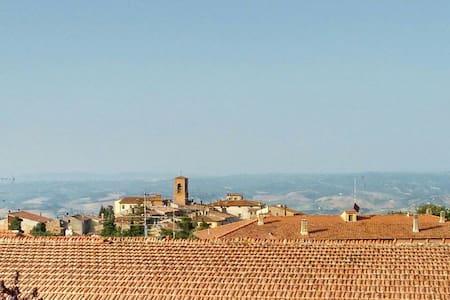 Via Francigena & San Gimignano House - Leilighet