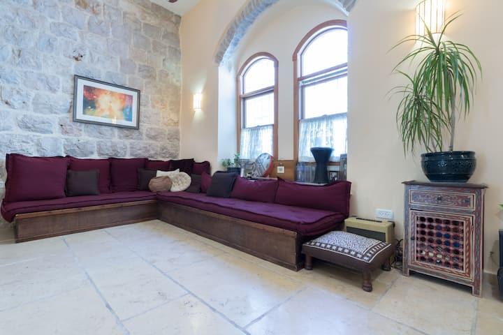 Luxury Nachlaot home