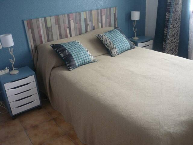 chambre Topaze  maison individuelle - Anglet - Bed & Breakfast