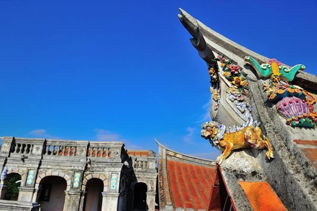 中西融合古建築