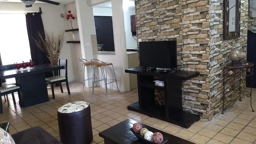 Casa completa y equipada en Monterrey sanitizada