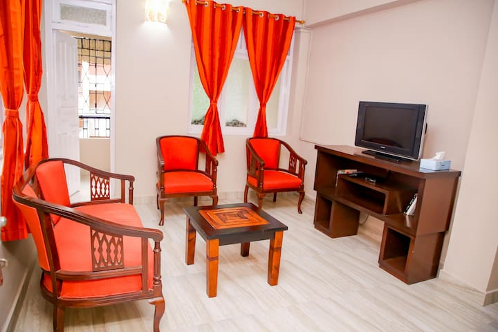 """The"" Serviced Apartment Miramar, Panaji Goa"