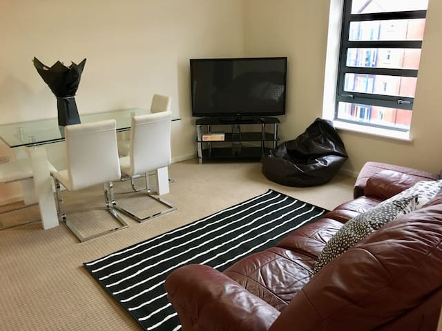 A Luxury Two Bed Apartment in Durham City Centre