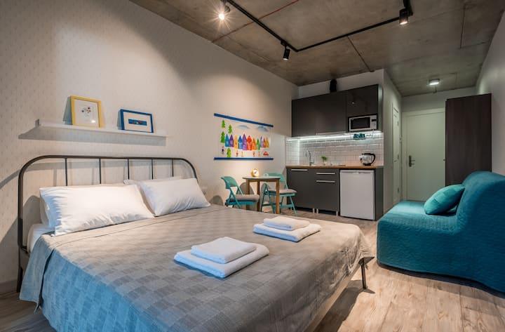 New Gudauri Loft 1 Apartment 314