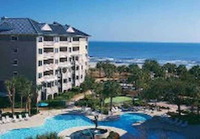 2-Bdrm/2-Bath Condo on Beach - Hilton Head Island - Byt