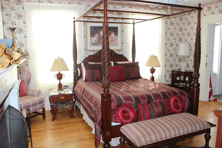 Bykenhulle House B&B Room 3 - Hopewell Junction