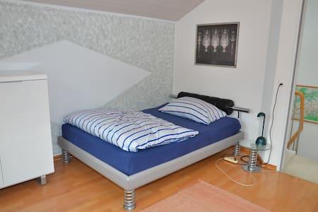 Geräumiges, modernes Einzelzimmer - Reinach - Bed & Breakfast