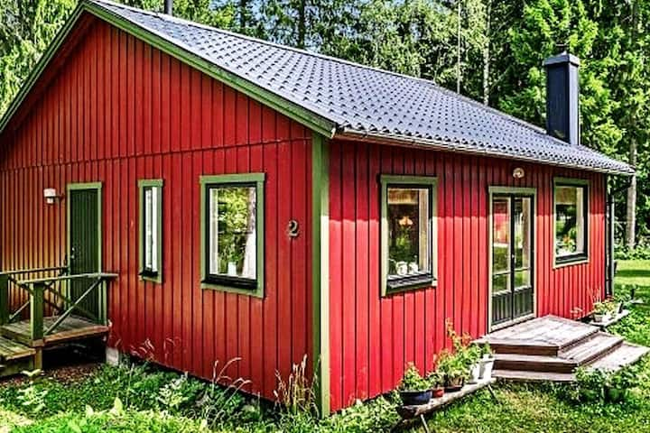 5 person holiday home in BJÖRKÖ