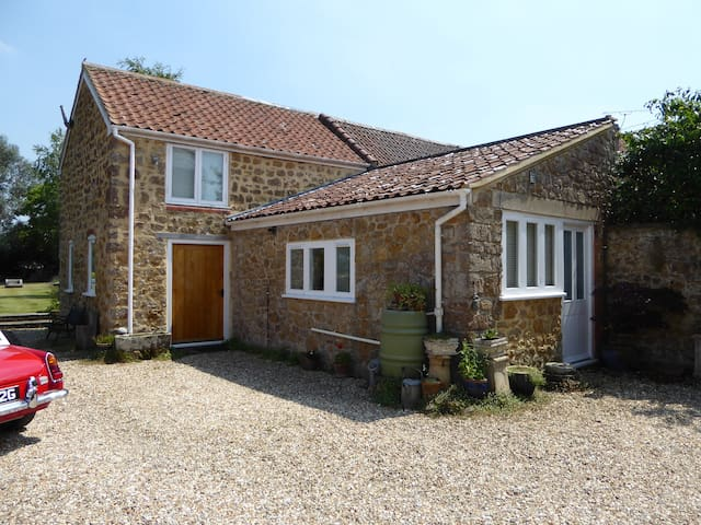 The Stables, a charming contemporary conversion.