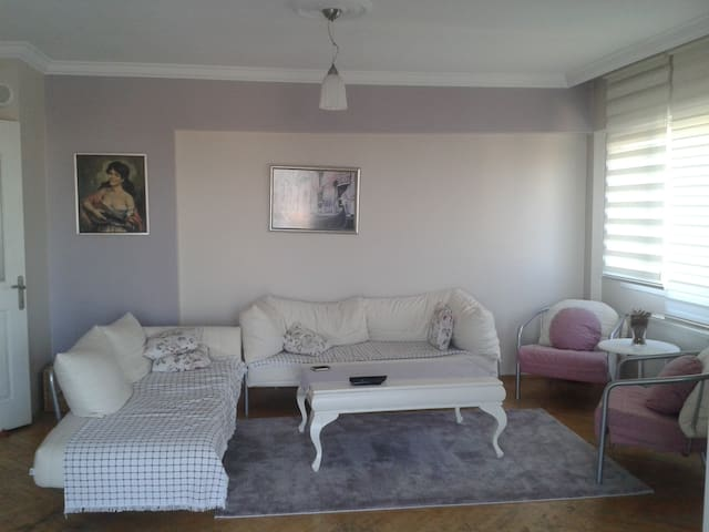 Comfortable-Good Price Apartment with Sea Wiew