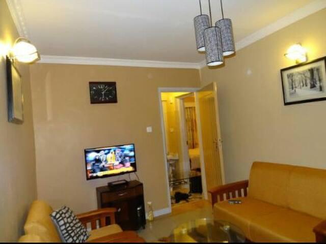 Nairobi 2 sleeper wifi - Ruaka Town - Pis