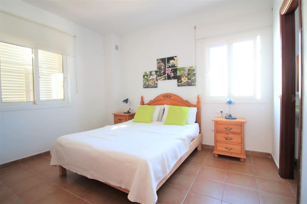 Master room with en suite