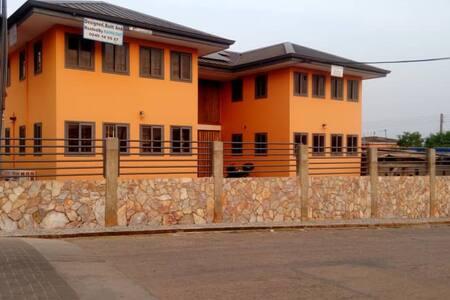 Abeka Solar Apartment No 2 (Ground Floor)