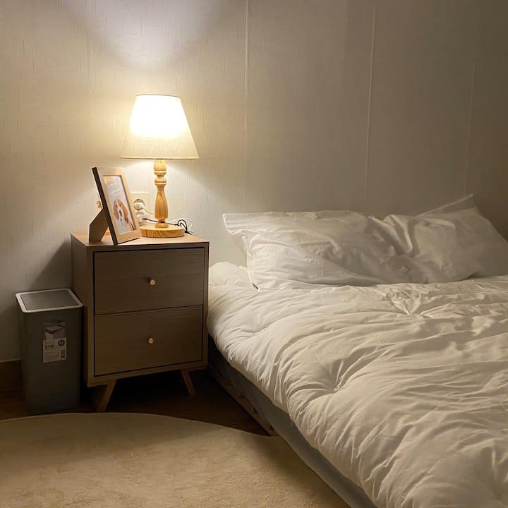 거제 시청 근처! 여행,단기,출장 - 편안한 집(Comfortable-House)