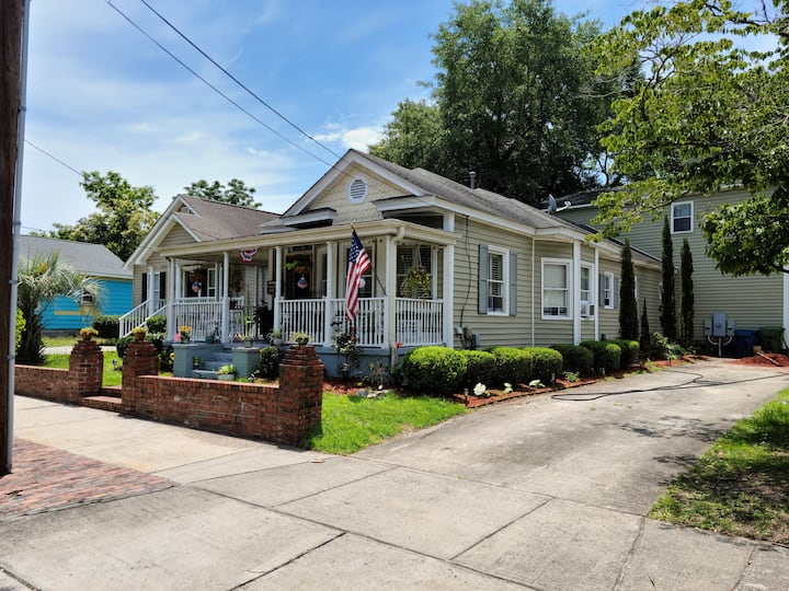 Near Downtown Wilmington NC(Pvt Room/Shared home)