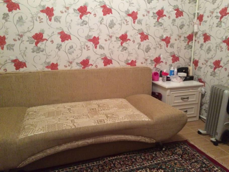 Кровать - диван