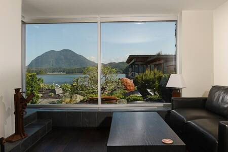 Maris - New Tofino Waterfront Suite - Tofino - 公寓