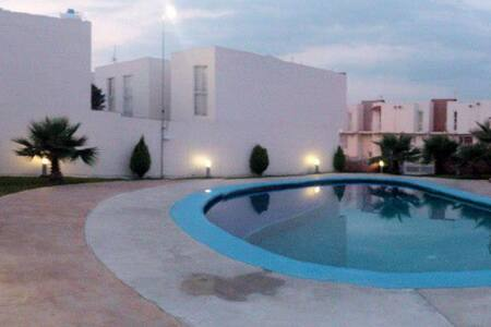Casa/Alberca Compartida a 15 mins Cuautla - Haus