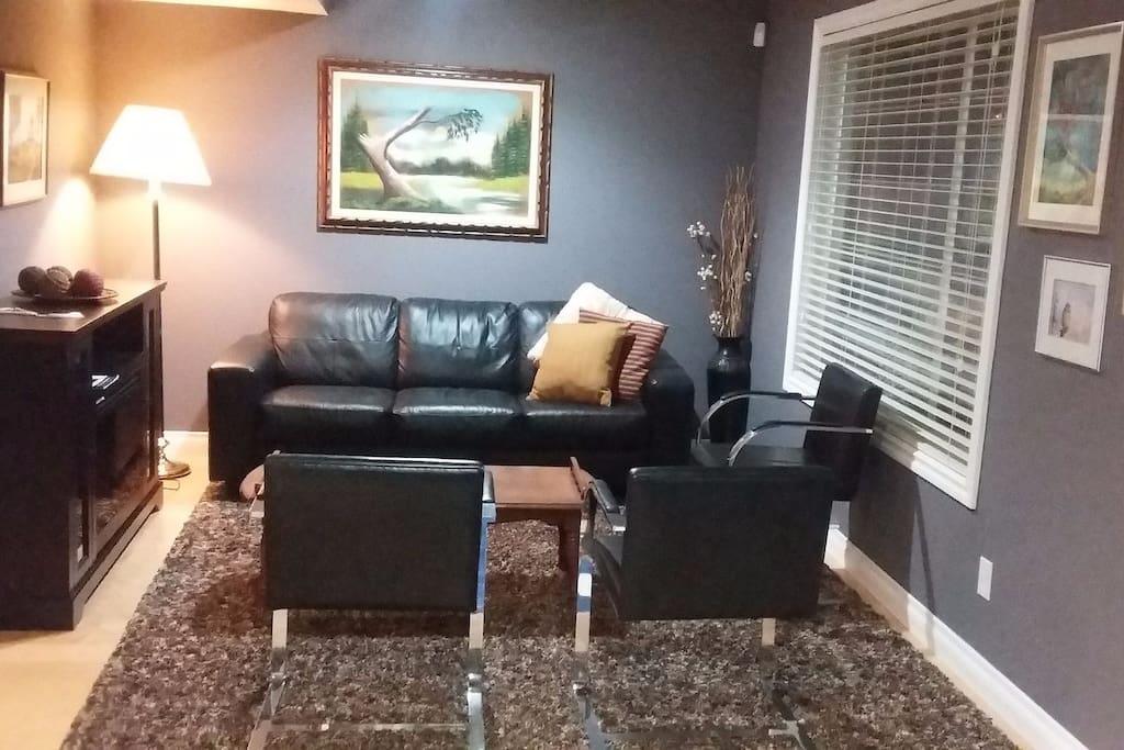 2. Living Room Pic 2