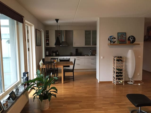 Central, modern and cozy apartment - Uppsala - Apartmen