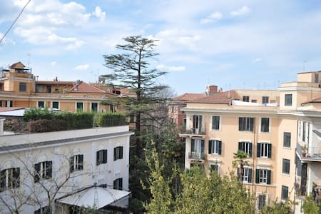 Suite on the roof - House in Rome - Roma - Apartment
